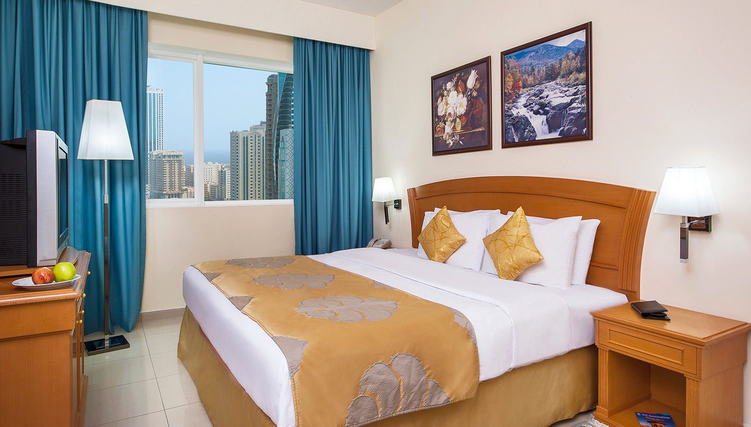 Golden Tulip Sharjah Hotel Apartments (Dubai, AÜE)