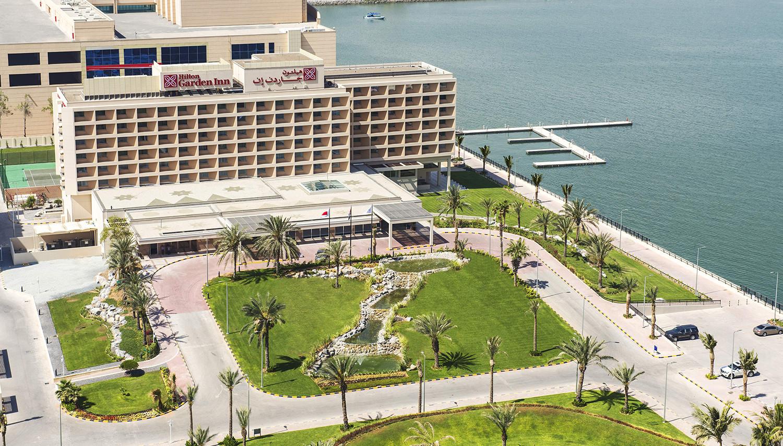 Hilton Garden Inn Ras Al Khaimah (Dubajus, JAE)
