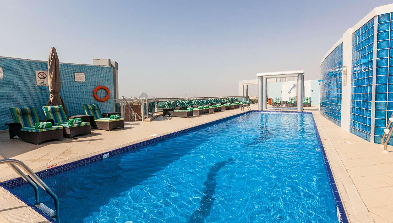 Holiday Inn Dubai Al Barsha hotel (Dubai, United Arab Emirates ...