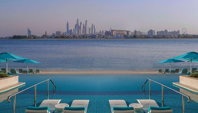 The Retreat Palm Dubai MGallery by Sofitel hotel (Dubai, United Arab ...