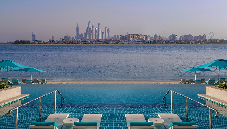The Retreat Palm Dubai MGallery by Sofitel (Dubaija, Apvienotie Arābu Emirāti)
