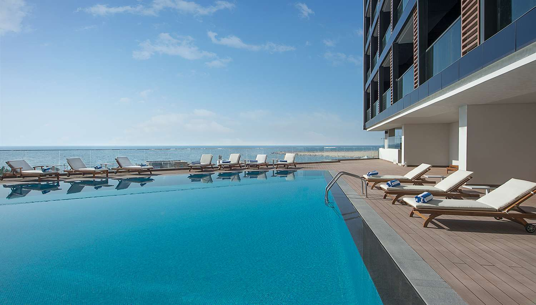 Wyndham Garden Ajman Corniche hotel (Dubai, United Arab Emirates ...