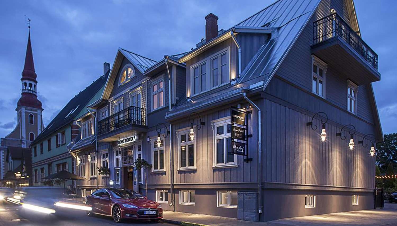 Frost Hotel (Puhka Eestis, Eesti)