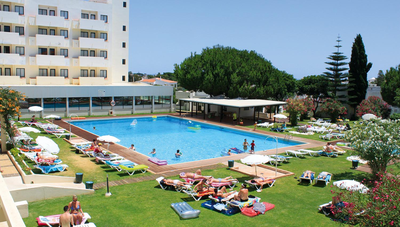 Albufeira Sol Hotel & Spa (Faro, Portugal)