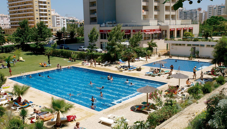 Jardins da Rocha apartmenti (Faro, Portugāle)
