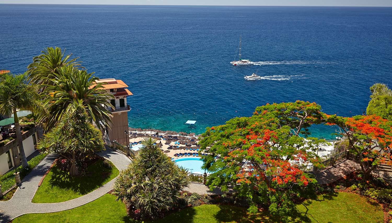 The Cliff Bay (Madeira, Portugāle)