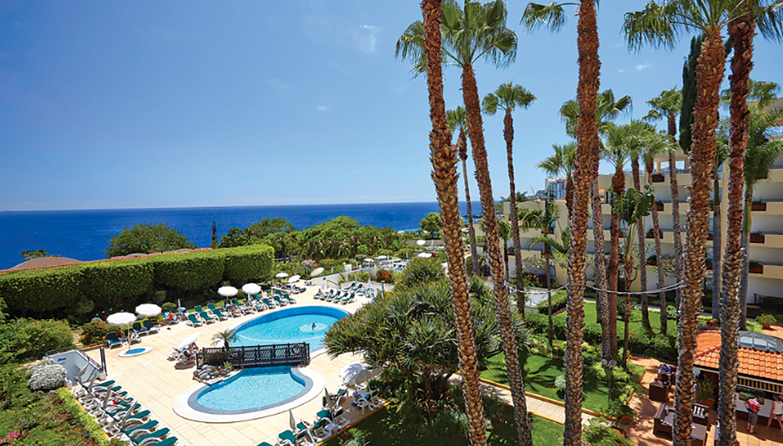 Suite Hotel Eden Mar (Madeira, Portugāle)