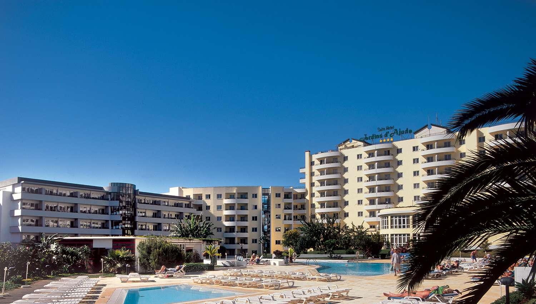 Suite Hotel Jardins d'Ajuda (Madeira, Portugāle)