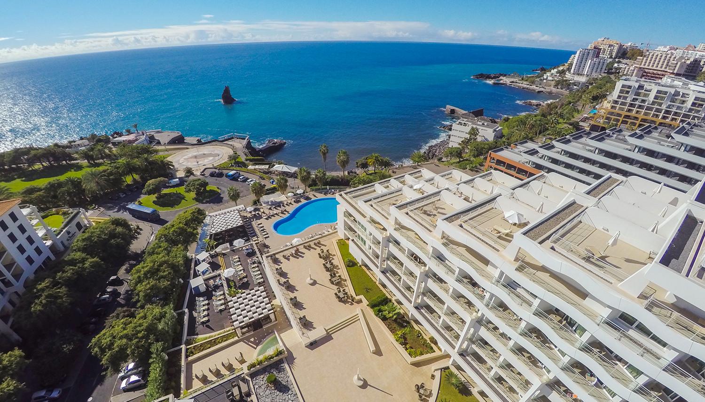 Melia Madeira Mare Resort & Spa (Madeira, Portugāle)