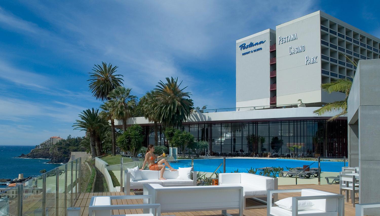 Pestana Casino Park Ocean & SPA Hotel (Madeira, Portugāle)
