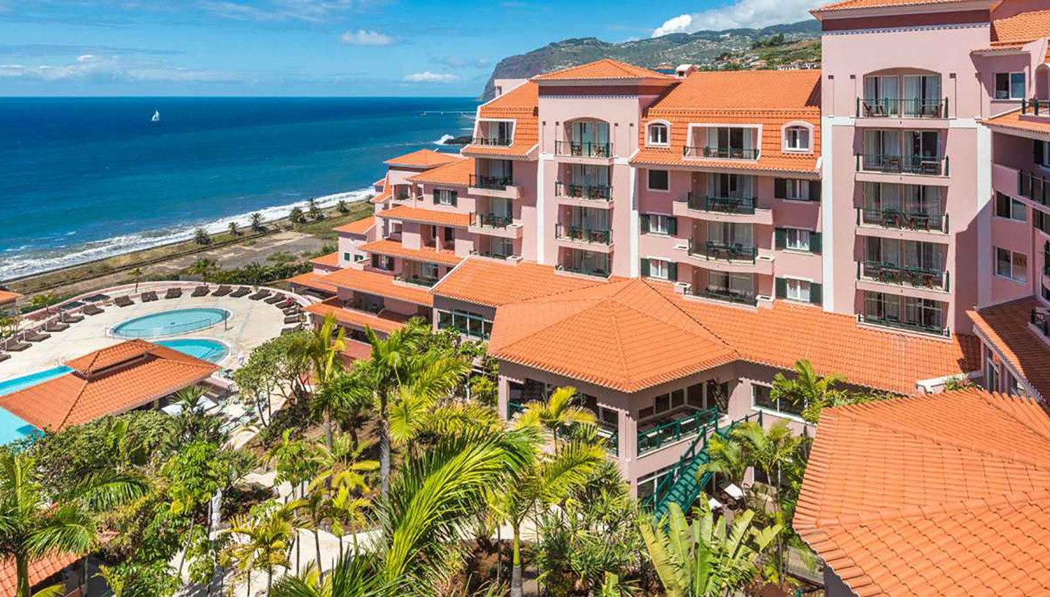 Pestana Royal Premium All Inclusive Ocean & SPA Resort (Madeira, Portugāle)