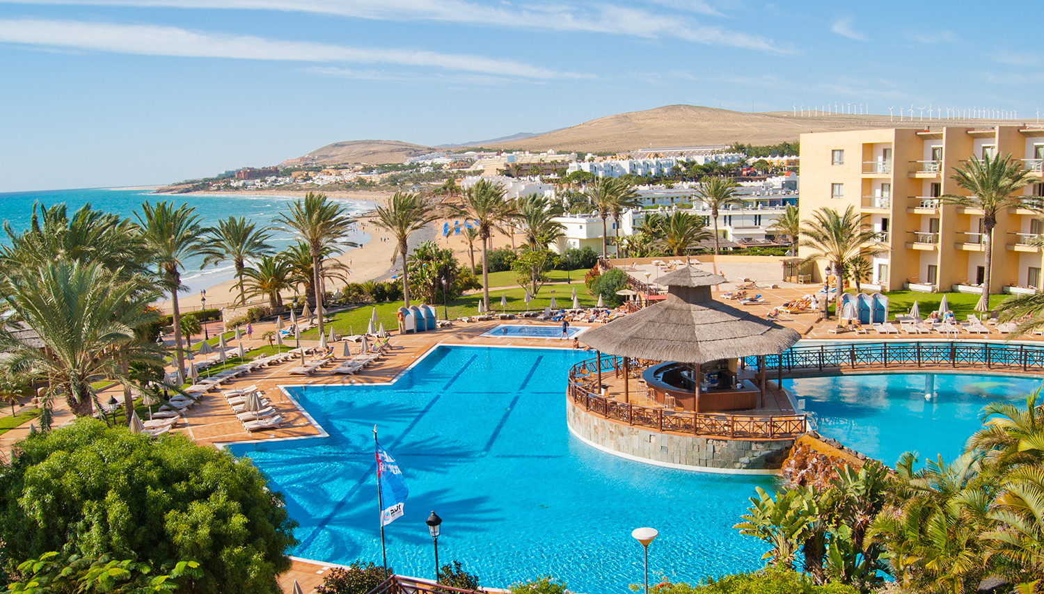 SBH Costa Calma Beach Resort (Fuerteventura, Kanaari saared)