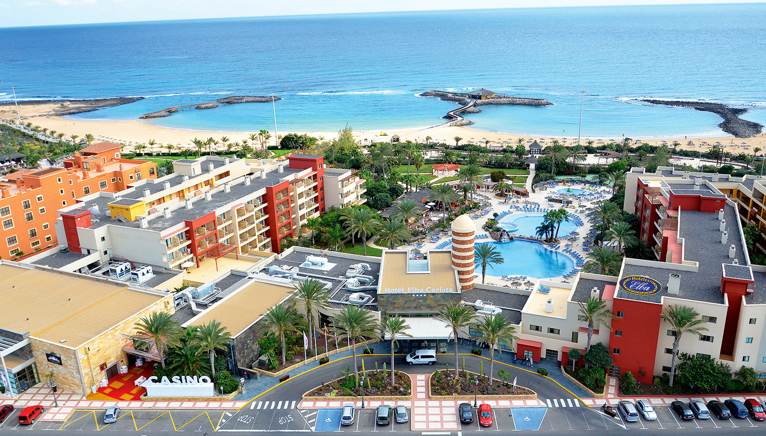 Elba Carlota Beach and Convention Resort (Fuerteventura, Kanaari saared)