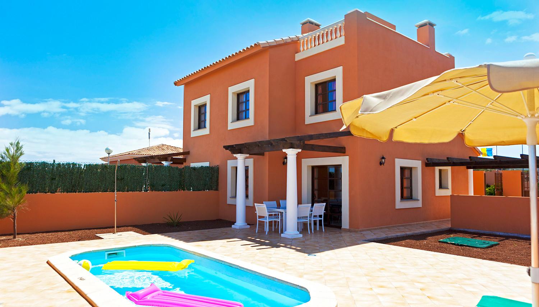 Mirador de Lobos Golf Resort (Fuerteventura, Kanaari saared)