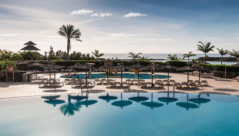 Sheraton Fuerteventura Beach Golf & Spa resort (Fuerteventura, Kanāriju salas)