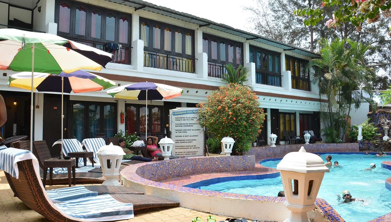 Estrela Do Mar Beach Resort Goa India
