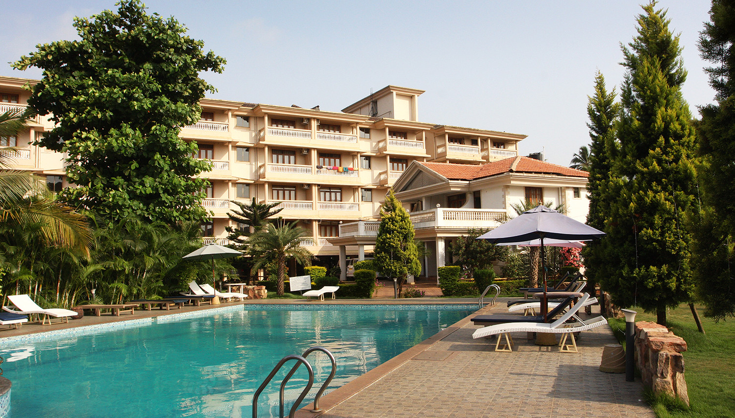 La Grace Resort (India Goa): description and reviews of tourists 41