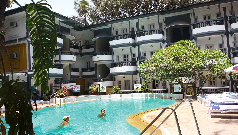 Santiago Beach Resort (Goa, Indija)