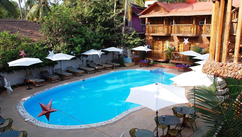 Sea Breeze Village hotel (Goa, India) | NOVATURAS