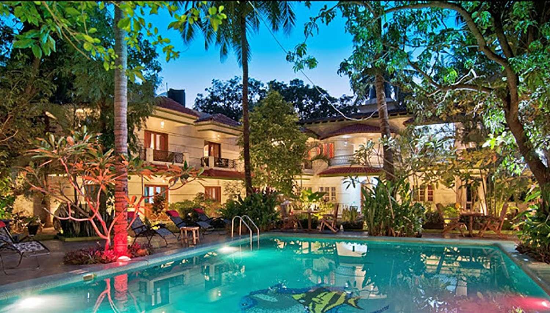Villa Agusta (Гоа, Индия)