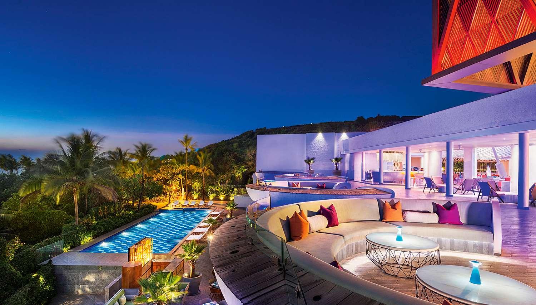 W Goa hotel (Goa, India) | NOVATURAS