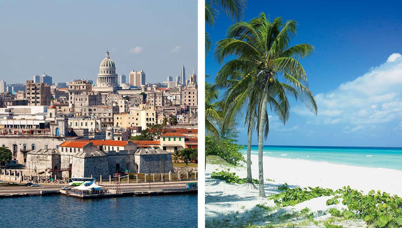 Kombineeritud pakett Havana(3 ööd)-Varadero(ülejäänud ööd) - I (Havanna, Kuuba )