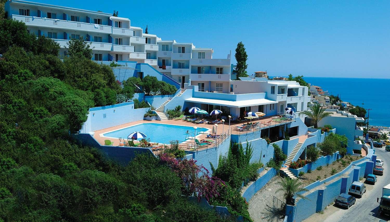 Bali Beach Village Hotel Crete Greece Novatours