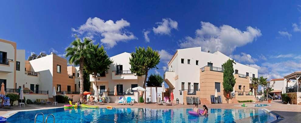 Kreeka, Heraklion, Blue Aegean Hotel & Suites, 4-*