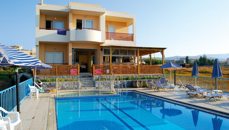 Danaos Beach apartamentai