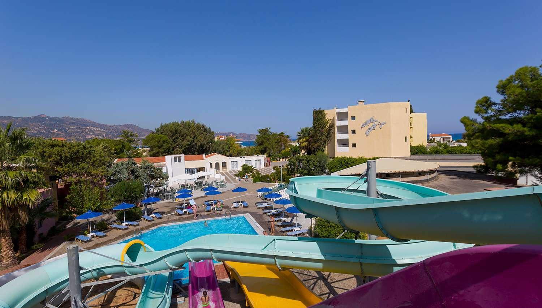 Dessole Dolphin Bay Resort (Krēta, Grieķija)