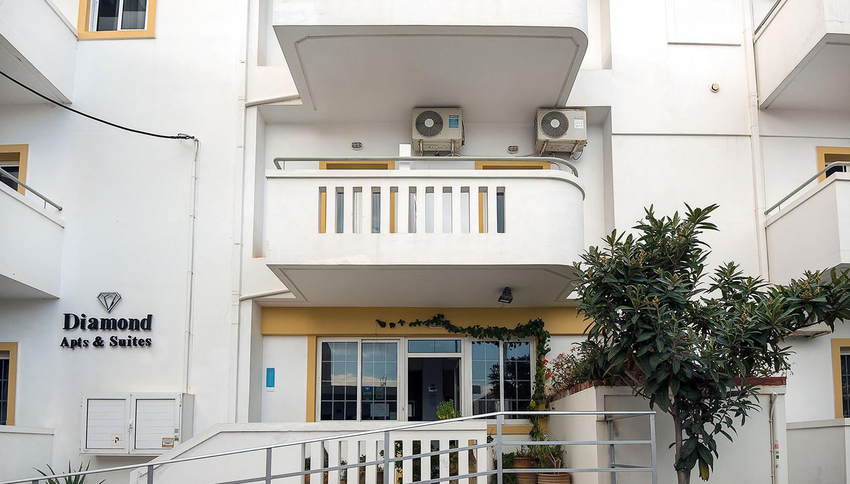 Diamond Apartments & Suites (Heraklion, Kreeka)