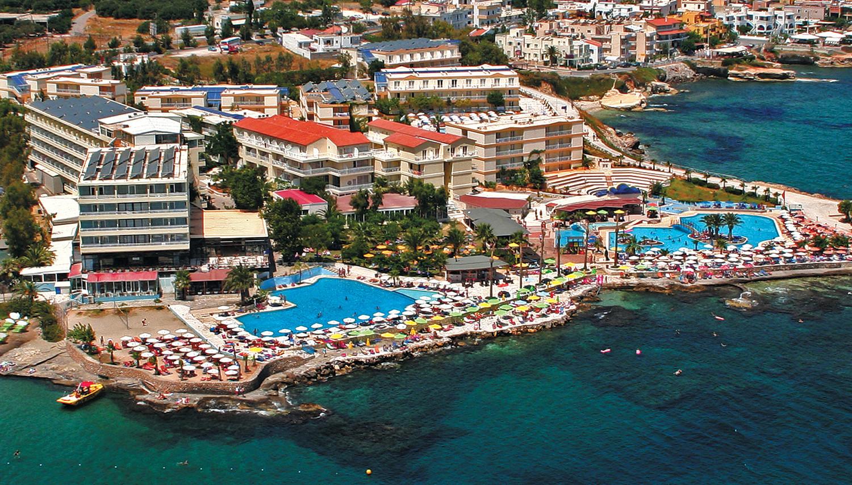 Eri Beach & Eri Village (Heraklion, Kreeka)
