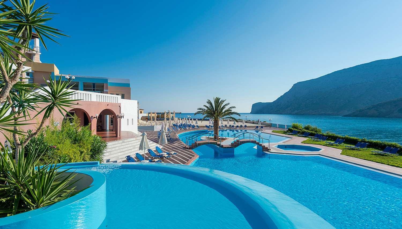 Fodele Beach & Water Park Holiday Resort (Kreta, Graikija)