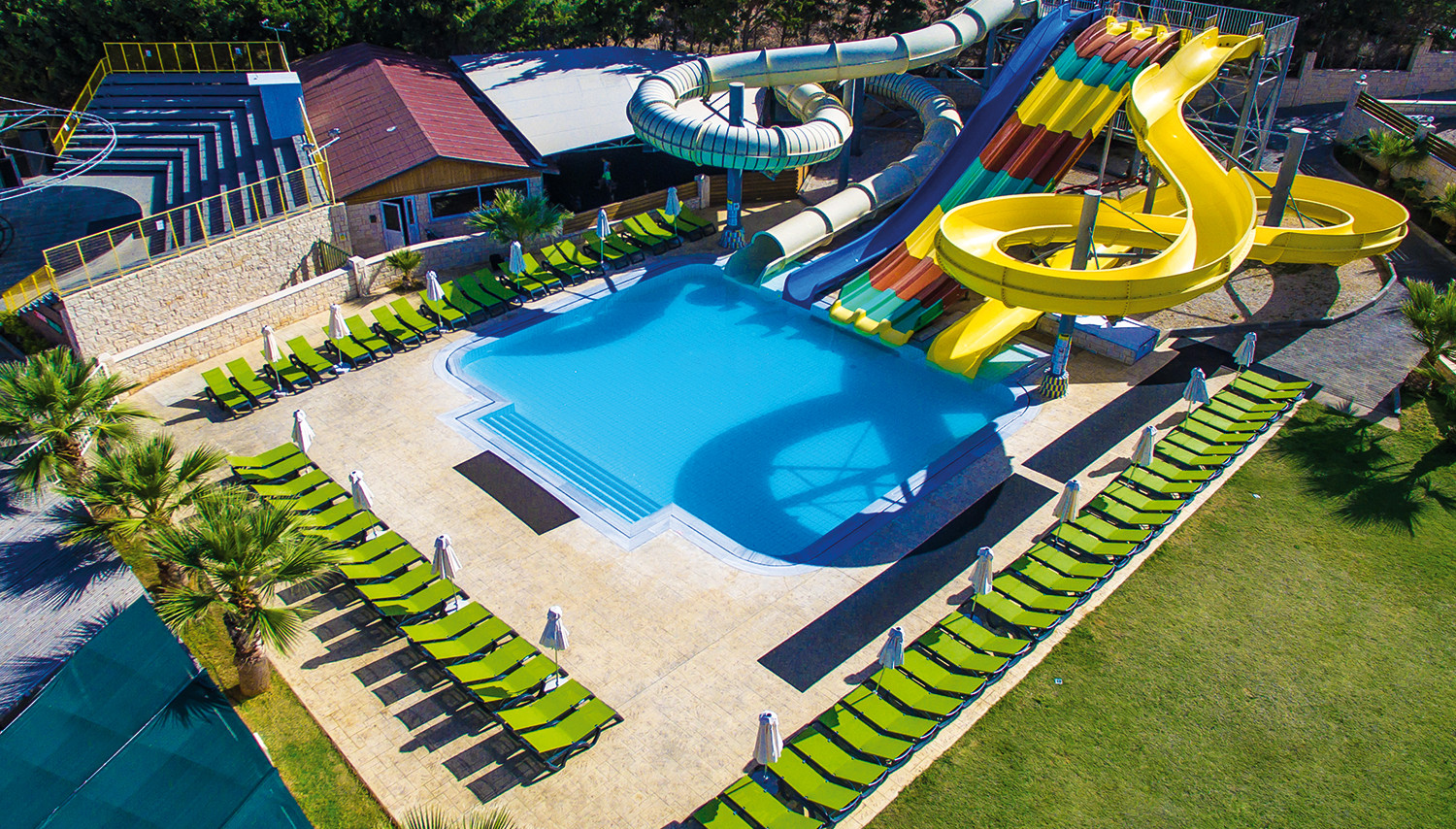 Gouves Water Park Holiday Resort (Krēta, Grieķija)