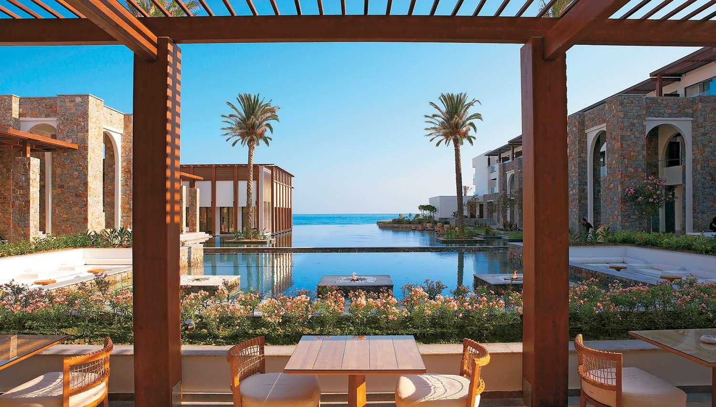 Grecotel Amirandes Exclusive Resort (Kreta, Graikija)