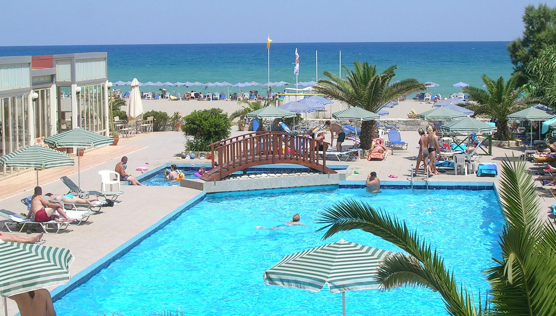Kathrin Beach (Krēta, Grieķija)