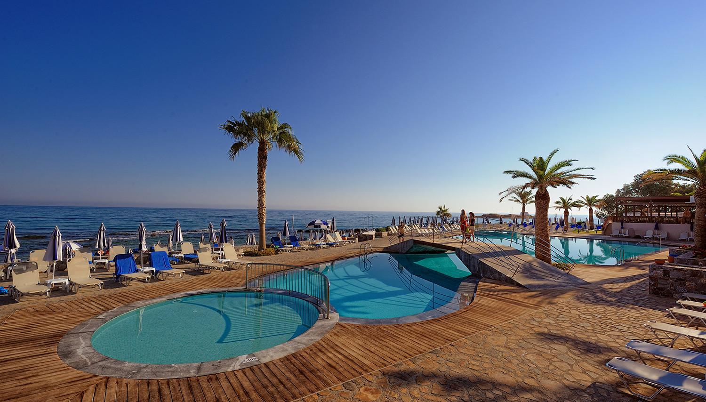 Dessole Malia Beach (Krēta, Grieķija)