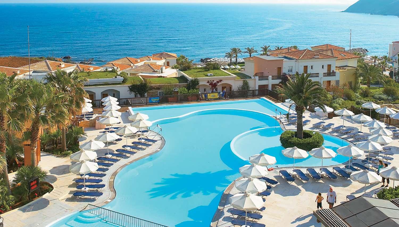 Grecotel Club Marine Palace & Suites (Kreta, Graikija)