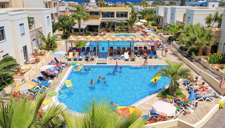 Meropi Hotel & Apartments (Krēta, Grieķija)