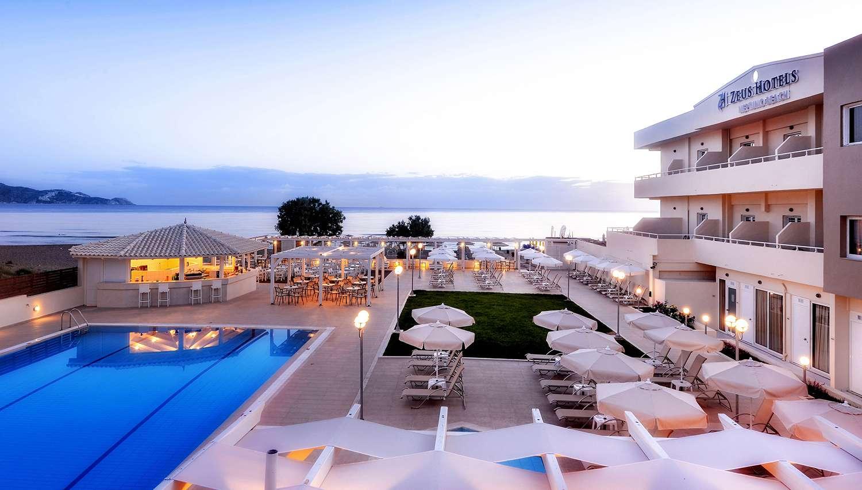 Smartline Neptuno Beach Resort (Krēta, Grieķija)