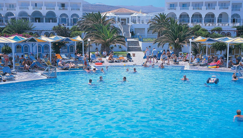 Mitsis Rinela Beach Resort & Spa (Kreta, Graikija)
