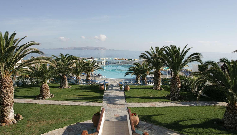 Mitsis Rinela Beach Resort & Spa (Krēta, Grieķija)