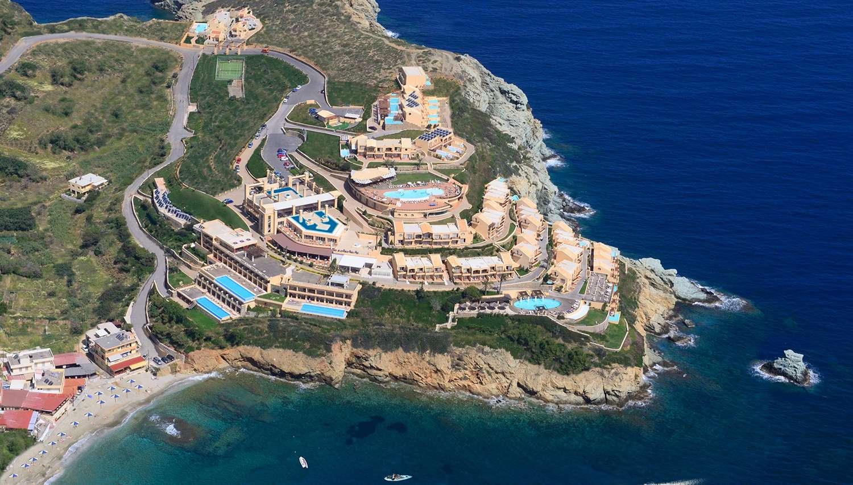 Sea Side Resort & SPA (Kreta, Graikija)