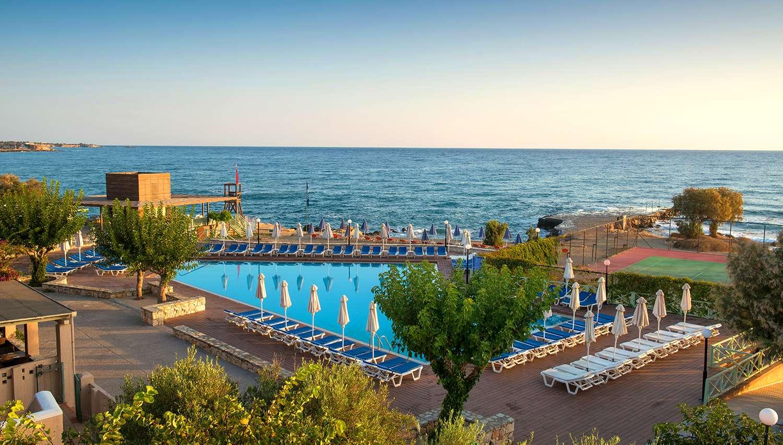 Silva Beach (Krēta, Grieķija)