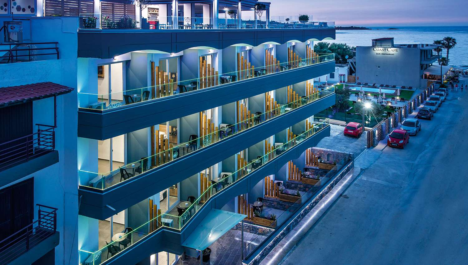 Image result for Infinity Blue Smartline Hotel and Spa (Adults Only) 4*