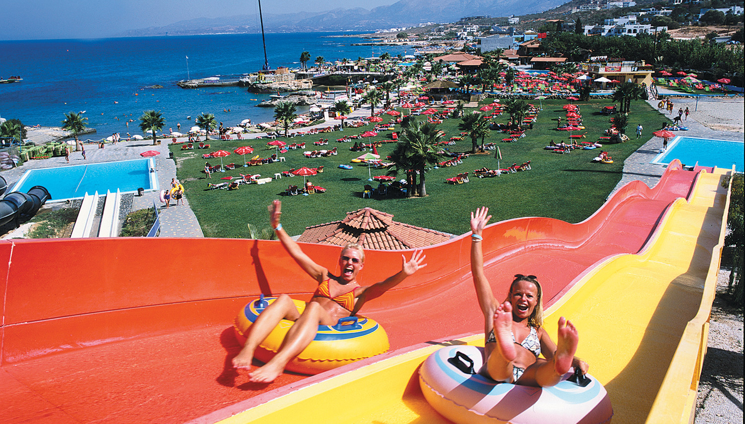 Star Beach Village & Waterpark (Krēta, Grieķija)