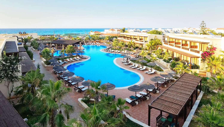Stella Palace Resort & SPA (Kreta, Graikija)