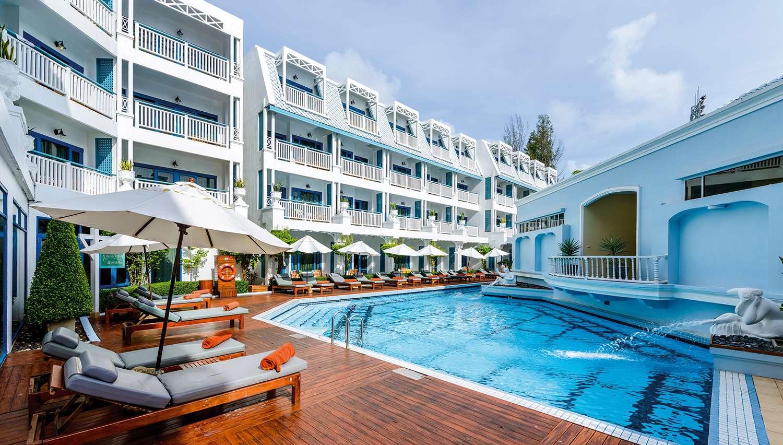 Andaman Seaview (Phuket, Taizeme)