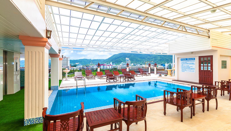 Az Hotel Patong (Phuket, Taizeme)
