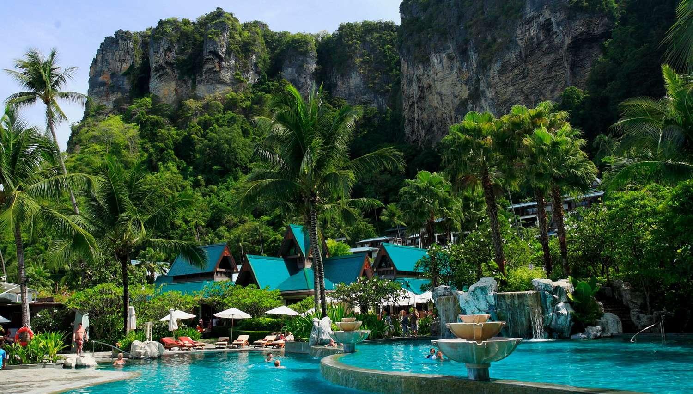 Centara Grand Beach Resort Villas Krabi Et Thailand